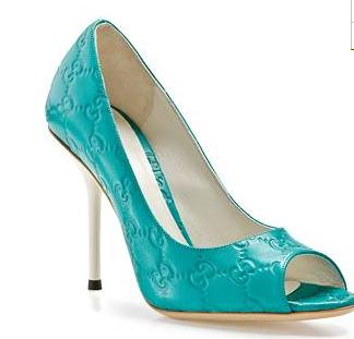 Tuesday Shoesday: Bright Colored Pumps [Adds flavor to any ensemble!]