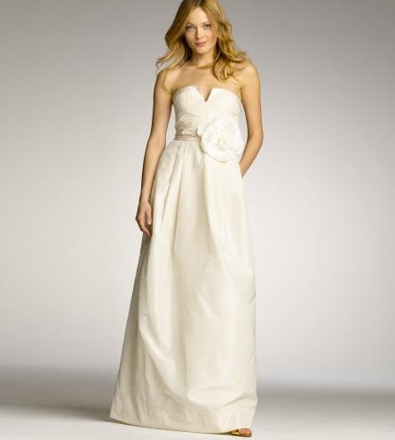 J Crew Wedding Dresses.J Crew Wedding Gown A Realistic Wedding
