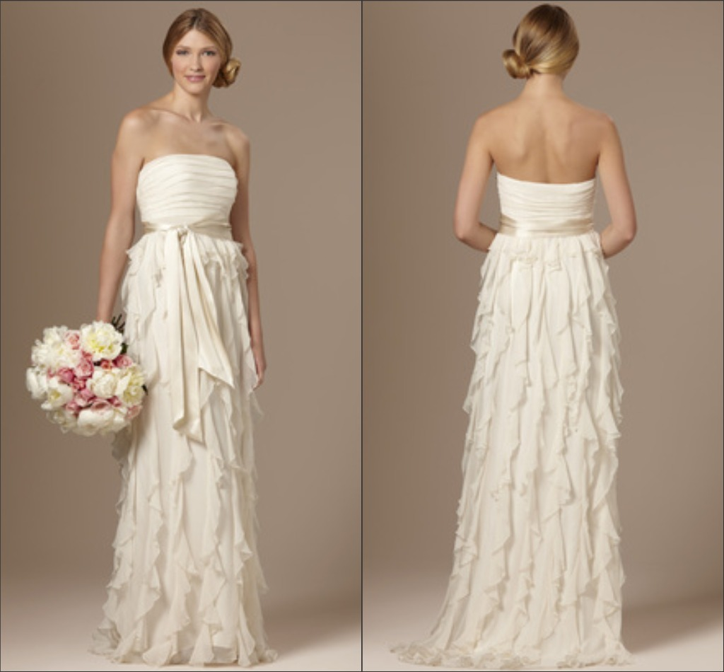 Marvelous Monday Wedding Dresses For Under 500 A Realistic Wedding