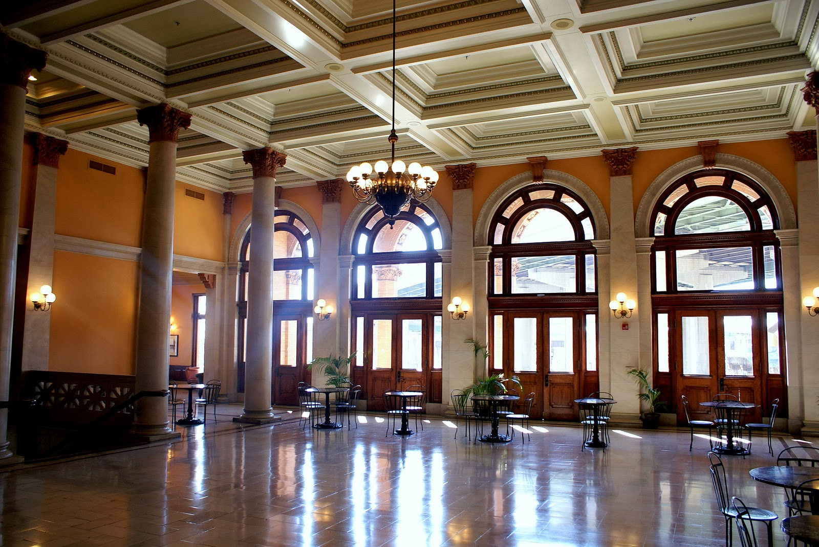 Venue Spotlight Mainstreet Station Richmond Va