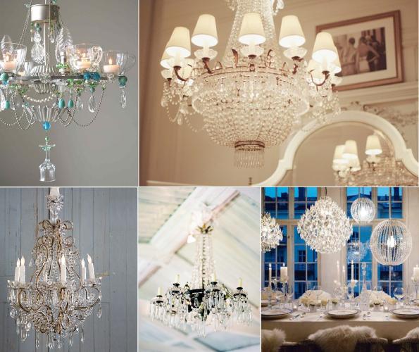 Marvelous Monday: DIY Chandelier | A Realistic Wedding