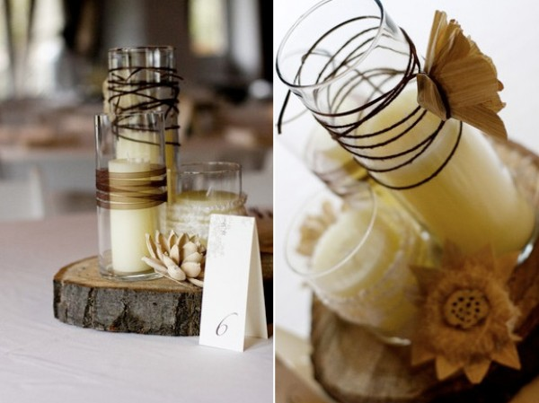 I 39m going to show you the CUTEST diy centerpiece I found on Once Wed