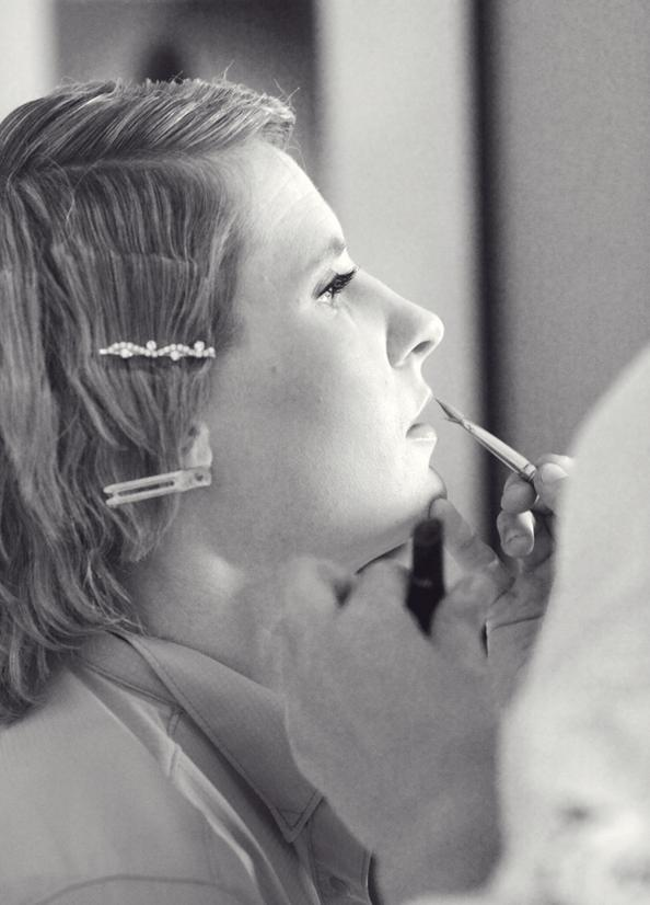 mediterranean wedding theme - makeup title=